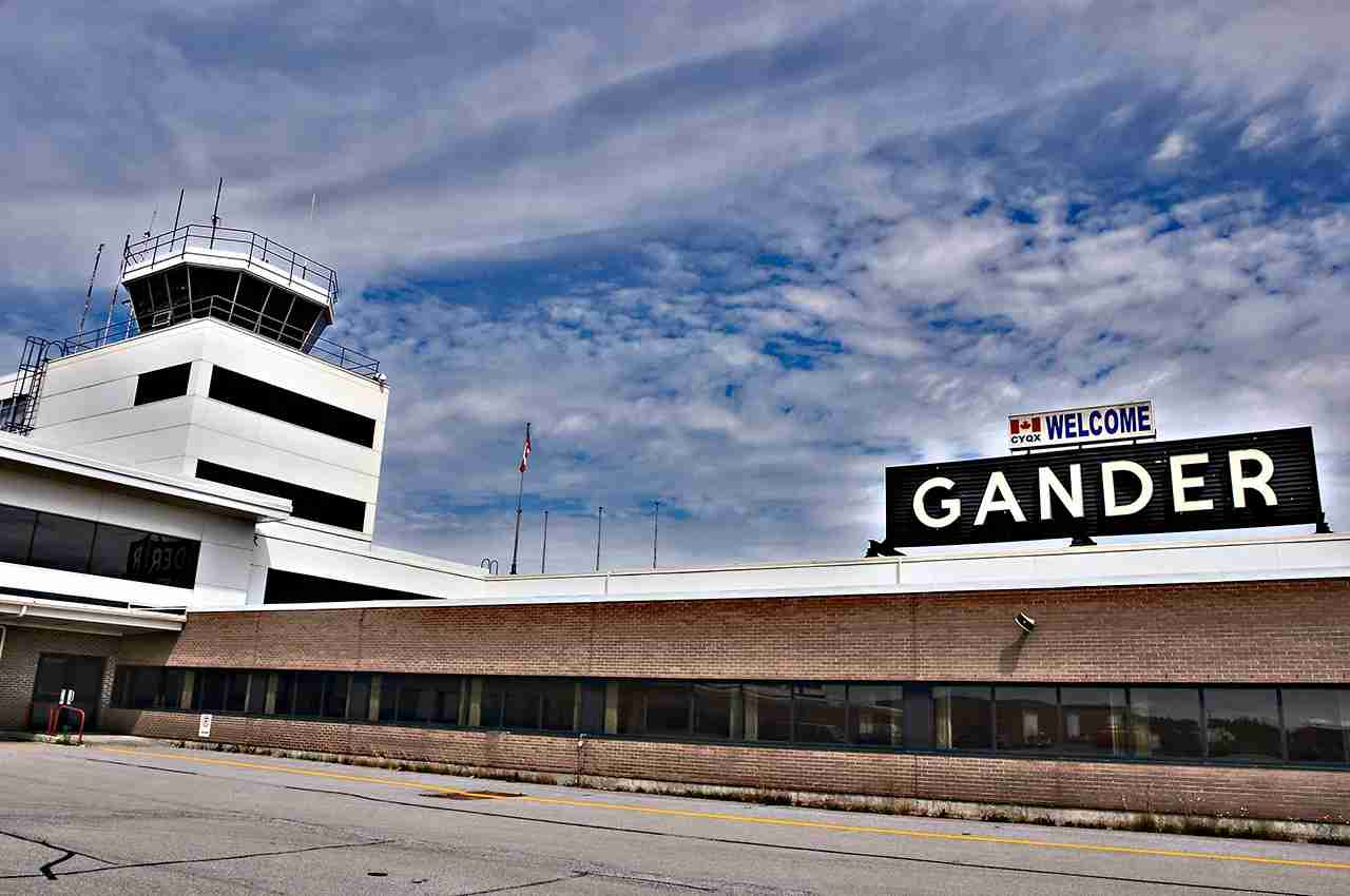 (Photo courtesy Gander Airport)