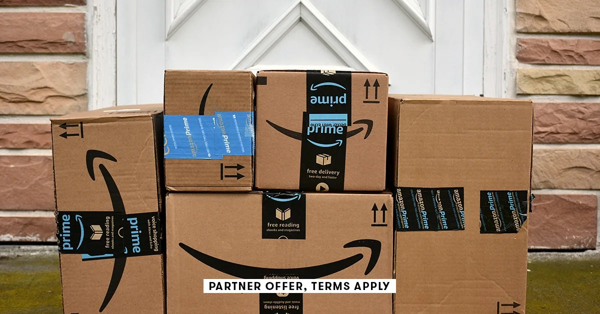 Check your emails: You could be targeted for a 4% back offer on your Amazon Prime Visa