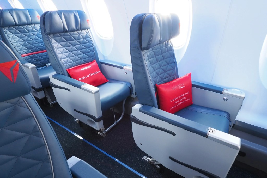 Delta's Regional Jets Are About to Get a Huge Upgrade