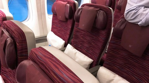 Flight Review: Qatar 777-200LR Economy From Doha to Auckland
