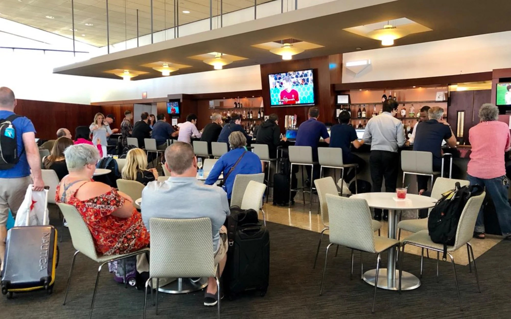The Frustrating State of United Clubs at Newark Terminal C