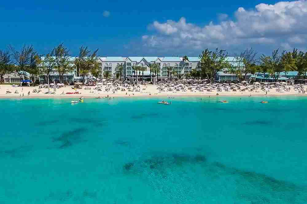 Photo courtesy of the Westin Grand Cayman