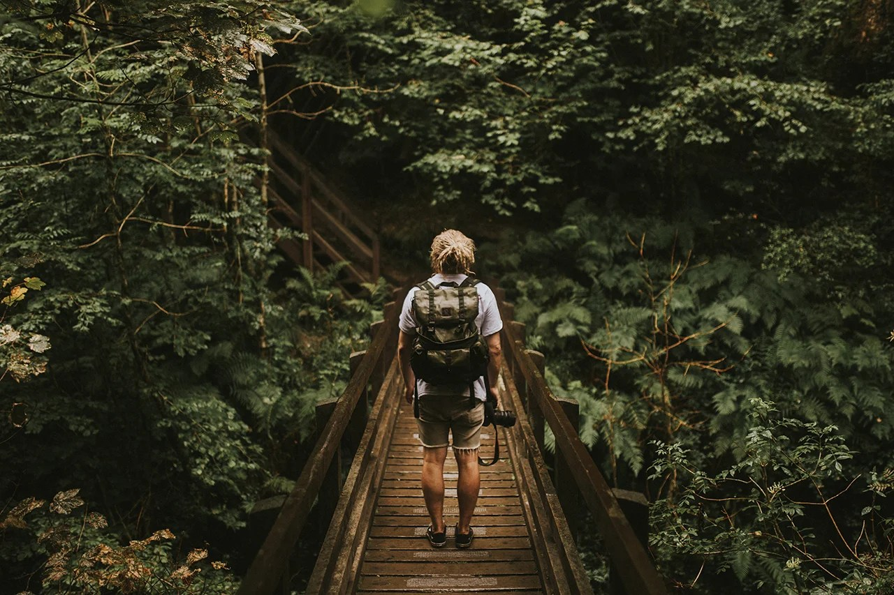The Scientific Reason Backpacking Makes You a Better Person