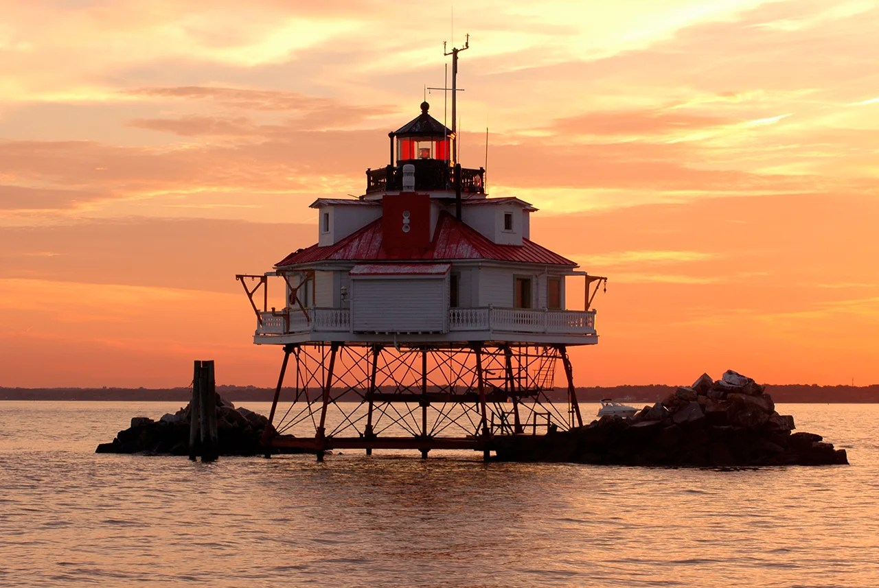 5 Reasons to Spend a Summer Weekend on the Chesapeake Bay