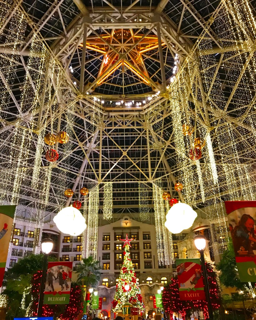 Enjoying The Gaylord Texan Resort For Less The Points Guy