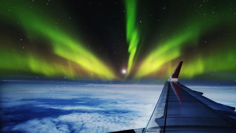 You Can See The See The Northern Lights Over The Us Tonight
