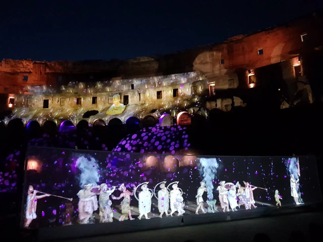 Experience the Opening Games at the Colosseum Just Like the Ancient Romans Did