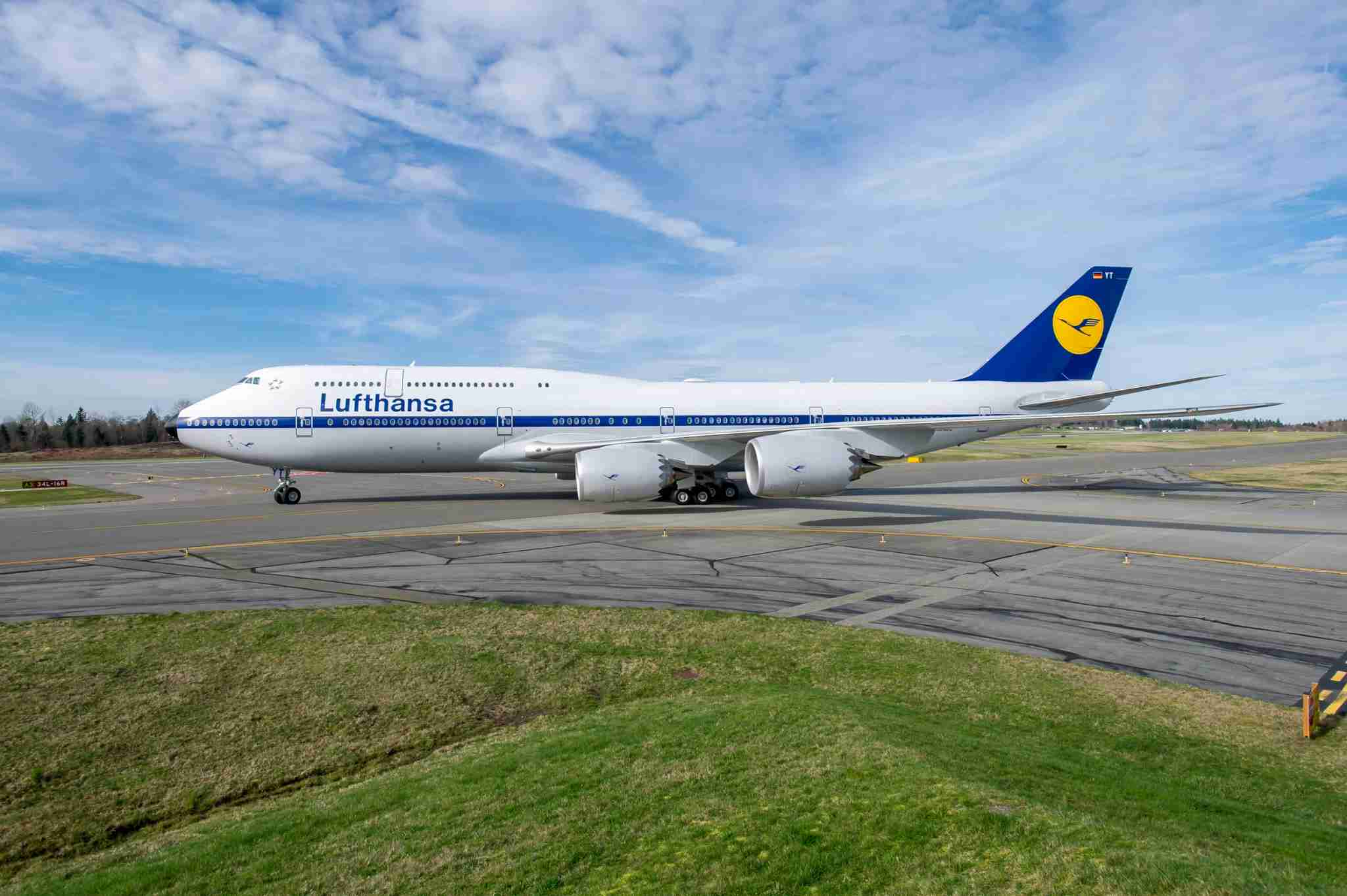 The 747-8 has given new life to the iconic jumbo jet