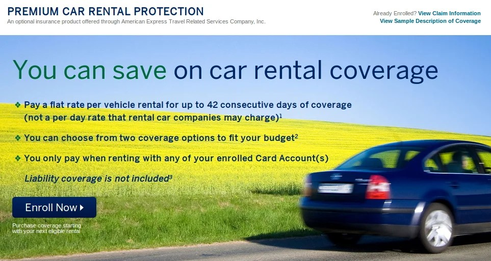 Credit Cards That Offer Primary Car Rental Coverage The Points Guy