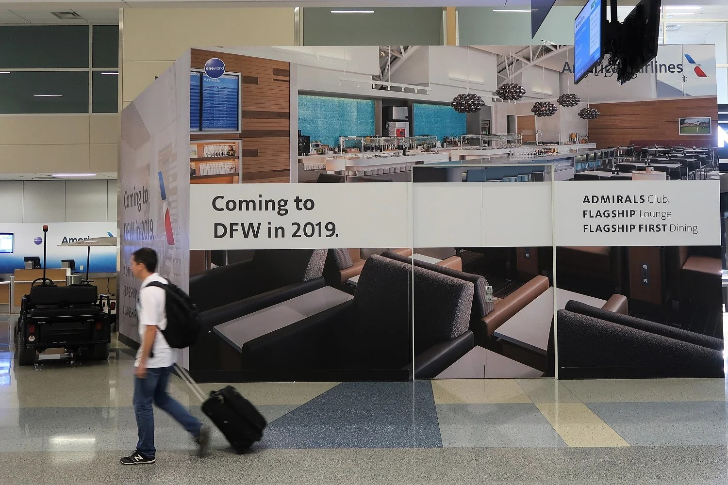 The Sad State Of Dfw Lounges And When It S Going To Improve