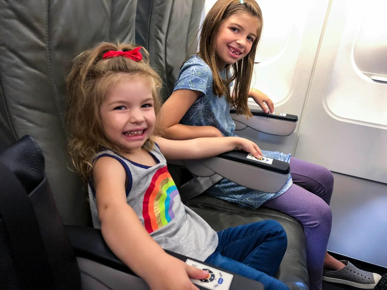 Seated Together On A JetBlue A320 Photo By Summer Hull The Points Guy