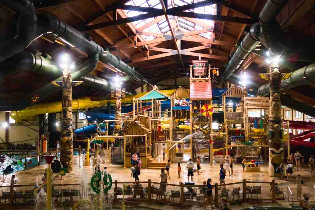 Great Wolf Lodge Kansas City Waterpark