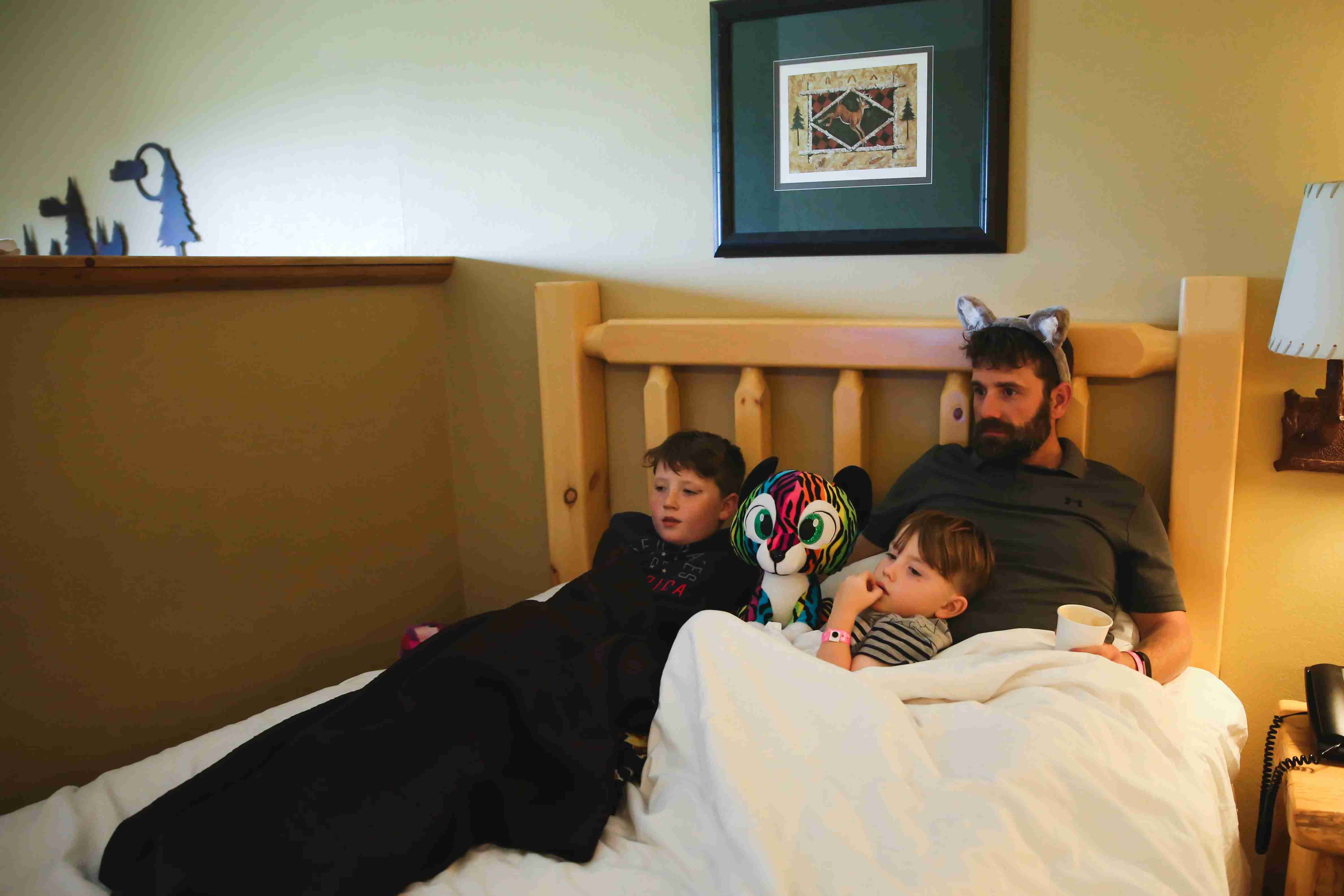 Great Wolf Lodge Bed