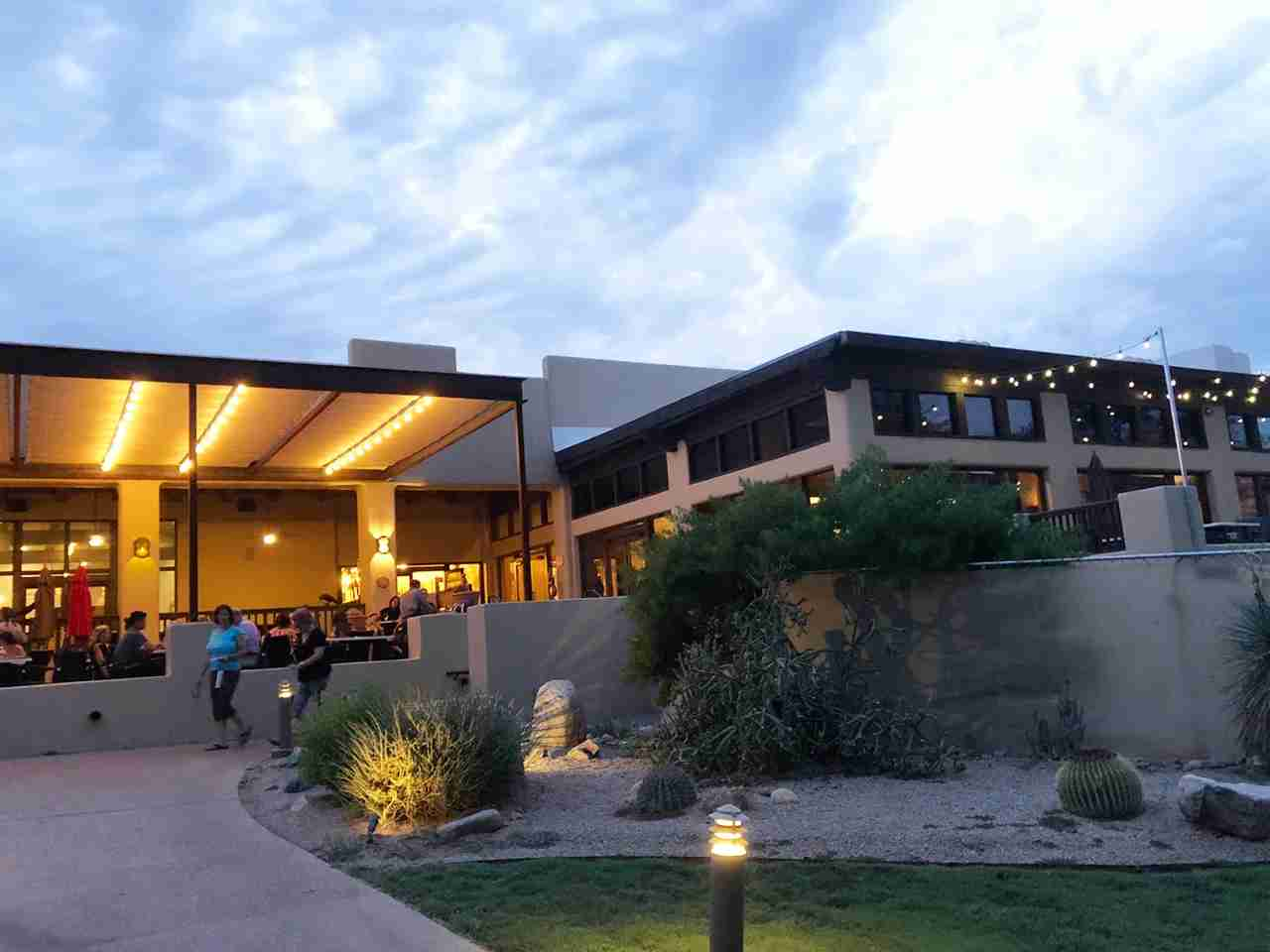 Miraval Arizona restaurant