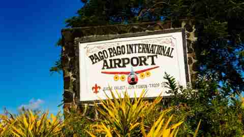 Pago Pago International Airport