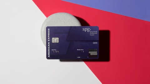 Earn up to 30,000 Bonus Points With SPG Amex Card (Targeted)