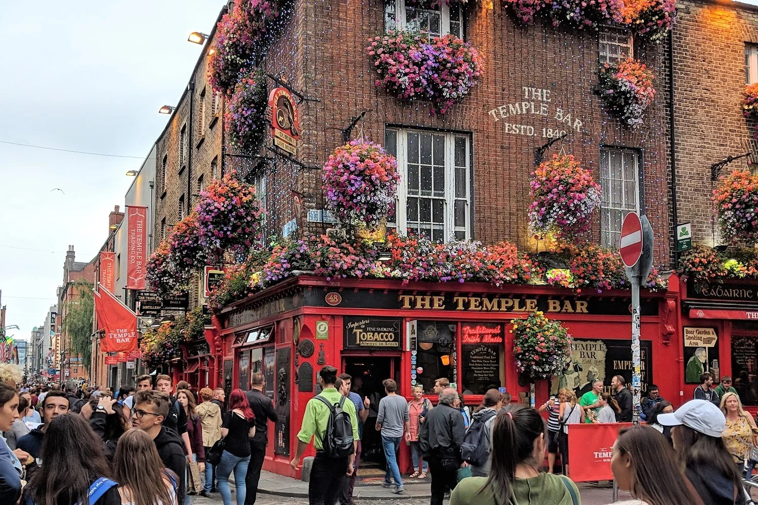 How to Spend an Overnight Layover in Dublin