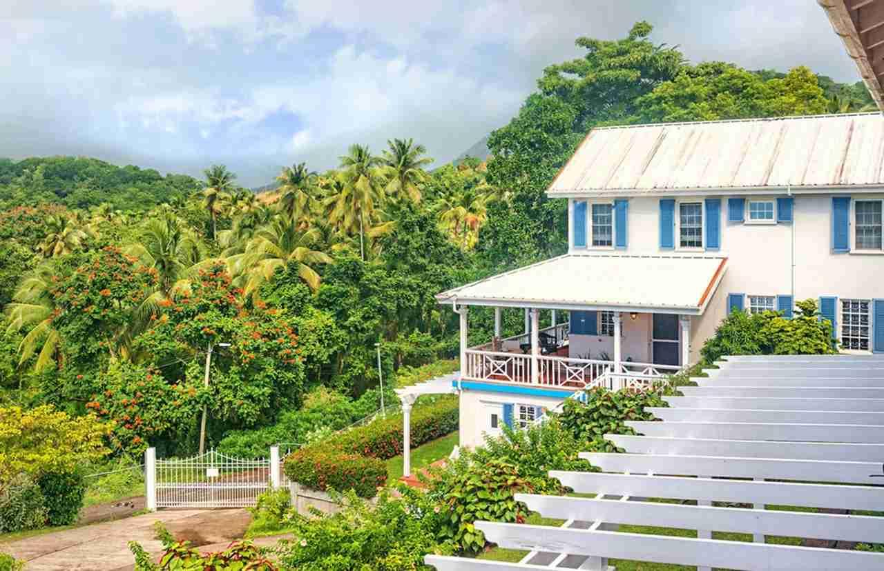 (Photo courtesy Tibay Villas Dominica)