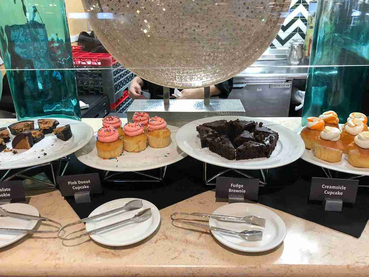 Universal Studios Cafe La Bamba VIP lunch selections