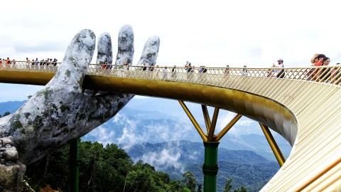 Image result for gods hands bridge
