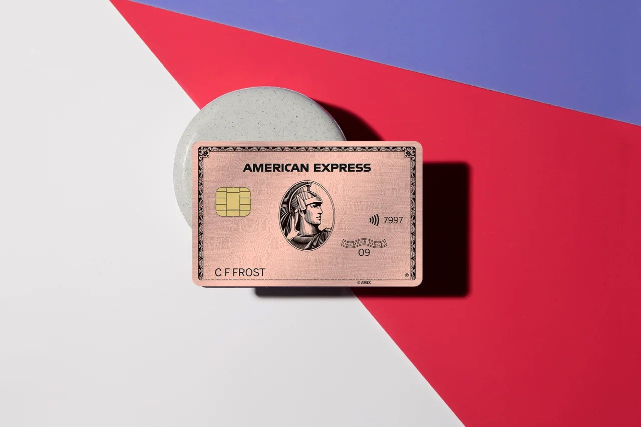 Amex Agent Says Rose Gold Card Is So Popular It Crashed
