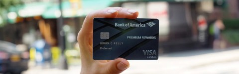 5 Reasons To Get The Bank Of America Premium Rewards Credit Card