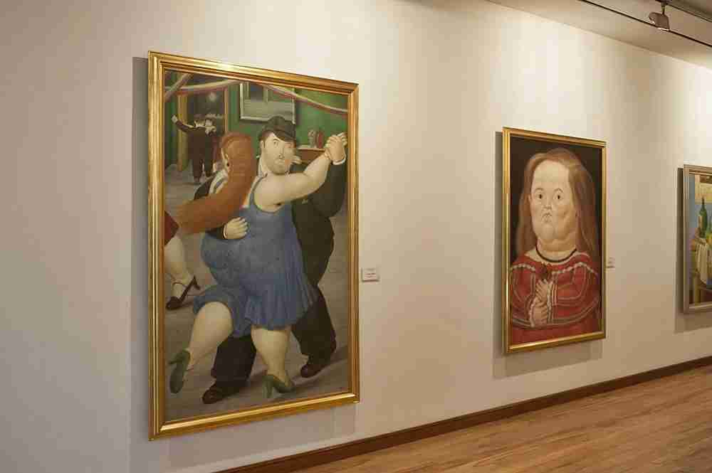 The Botero Museum. Image by Wolfgang Kaehler/LightRocket via Getty Images.