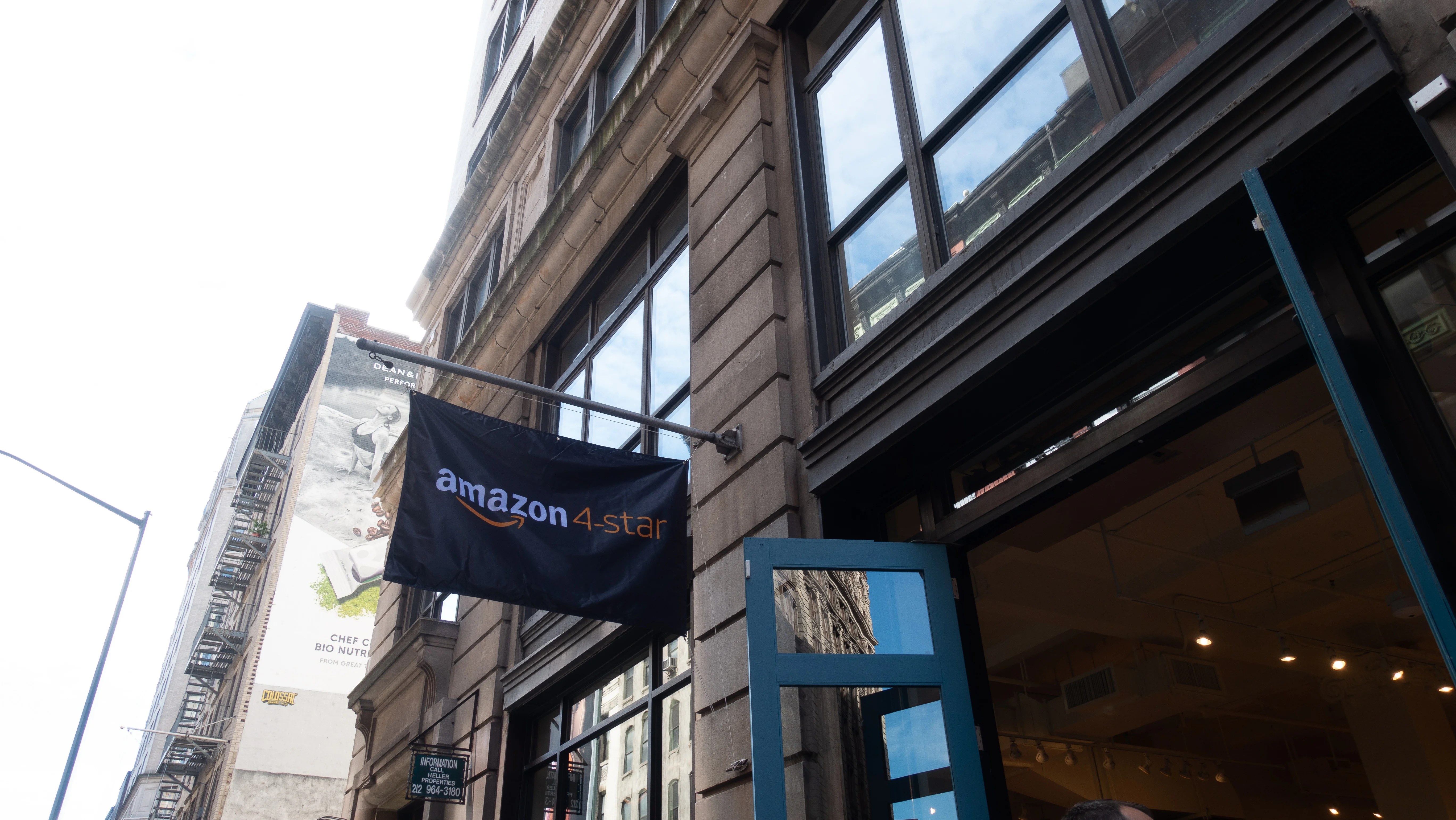 We Went Inside Amazon's First Brick-and-Mortar Store in NYC