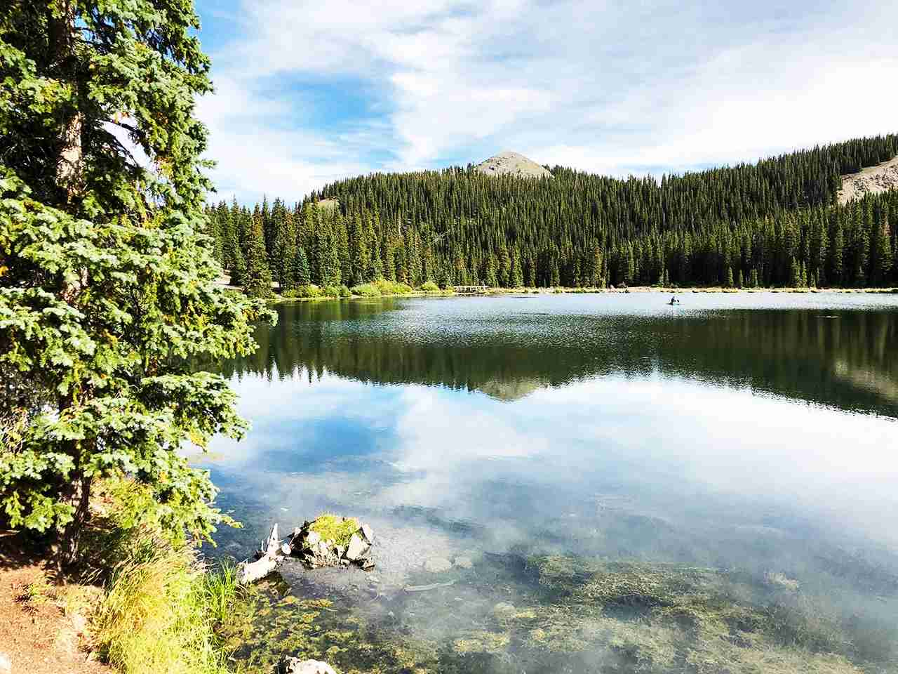 Alta Lakes near Telluride