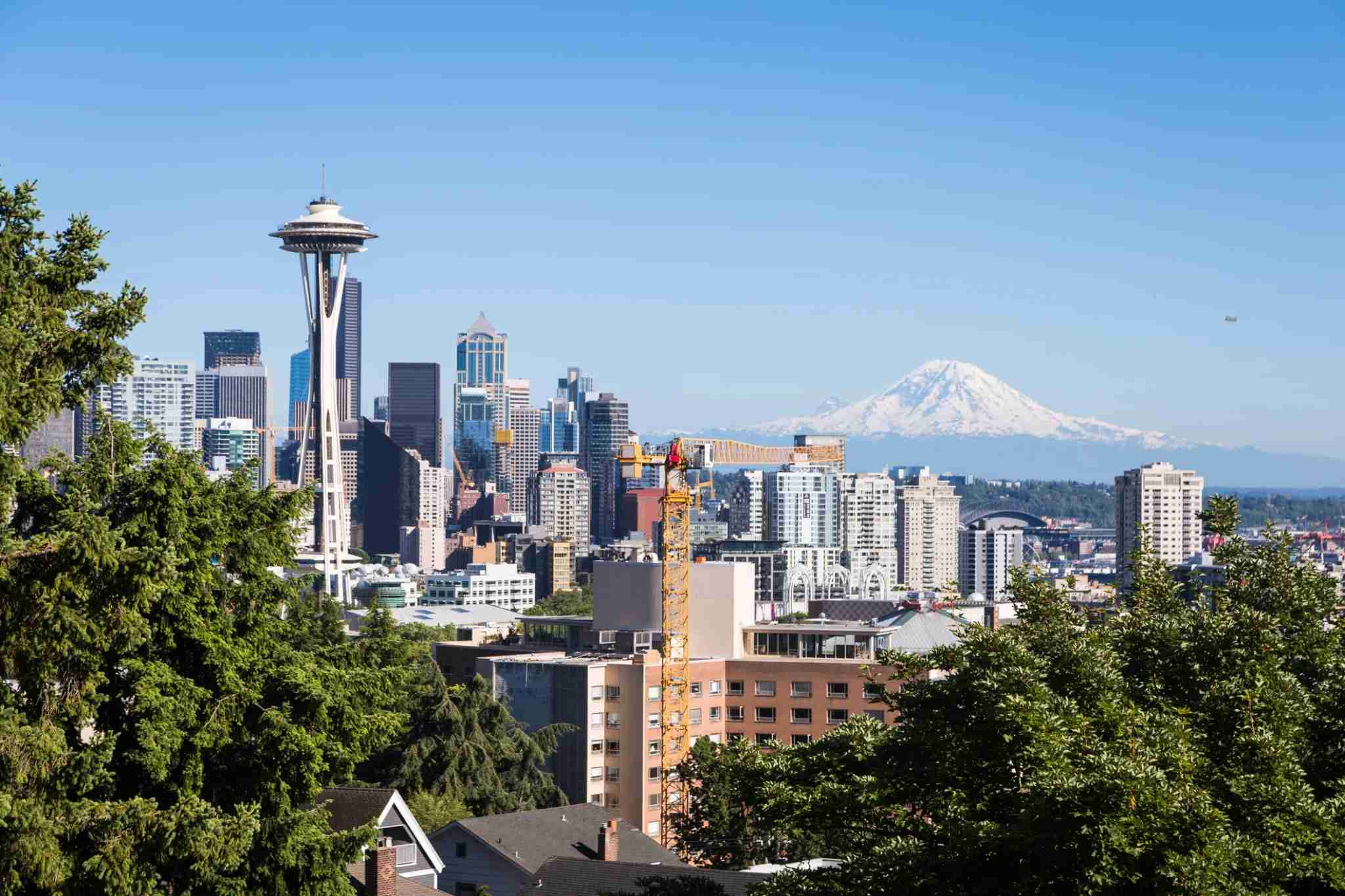 Fly from El Paso to Seattle on this new flight from Alaska Airlines. (Photo by Didier Marti / Getty Images)