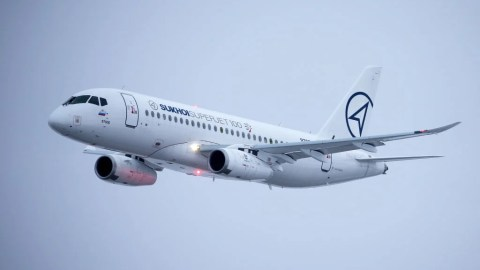 Say Goodbye to the Only Russian Jet in North America