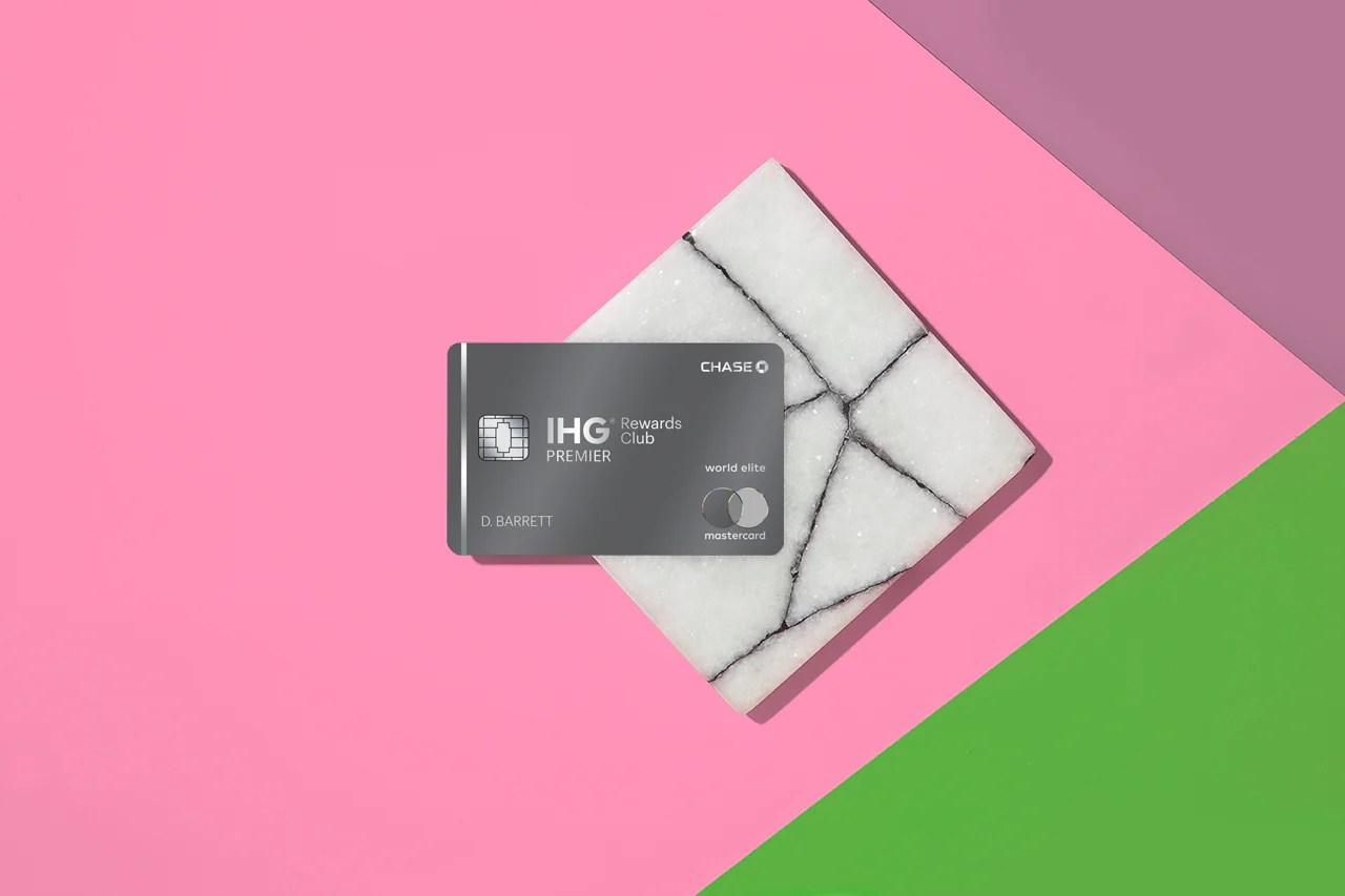 IHG cards add cell phone protection, eliminate price protection benefits