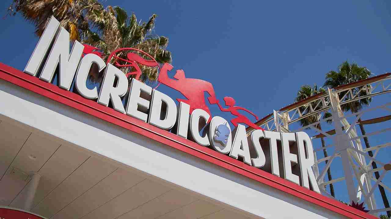 Indredi-Coaster in Disney California Adventure. (Photo courtesy of Disney California Adventure/Disney Parks Blog)