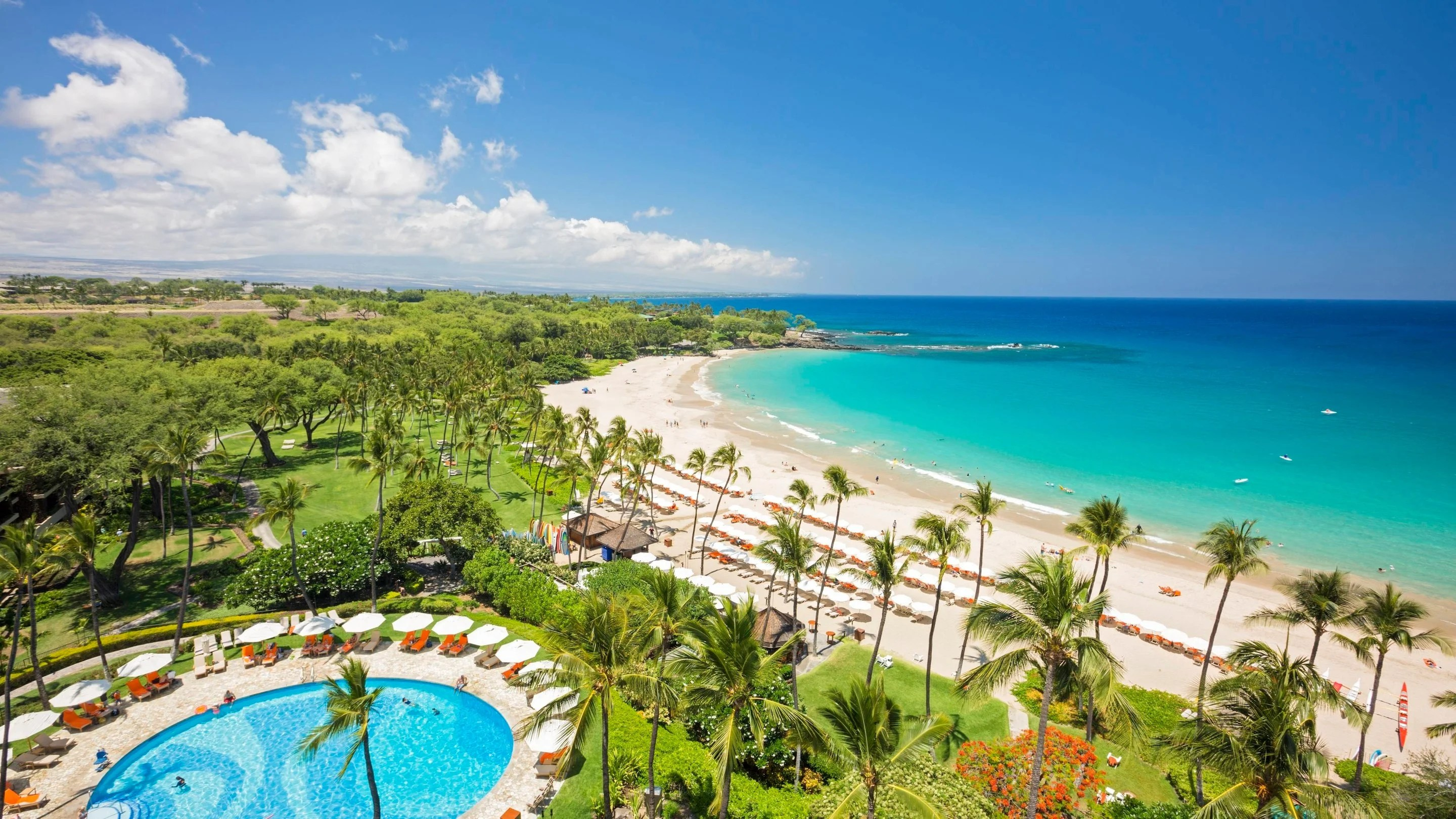 Best Beach on the Big Island: A Review of the Mauna Kea Beach Hotel
