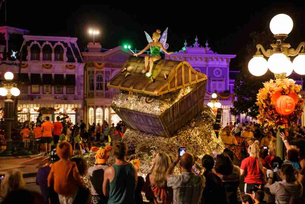 """Boo-to-You"" Halloween Parade (Photo by Steven Diaz, Disney)"