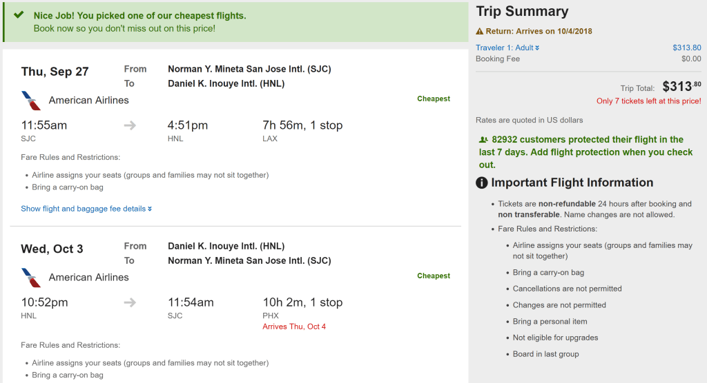 Deal Alert Flights To Hawaii From 247 Round Trip Nyc 344