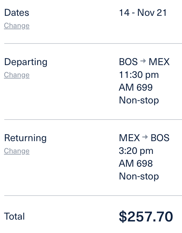 Deal Alert Flights To Mexico From 176 Round Trip