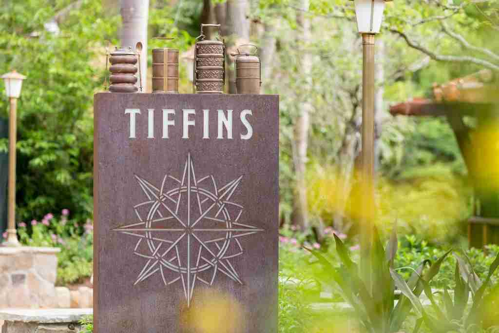 Tiffins at Animal Kingdom has healthy options (photo courtesy of Disney World)