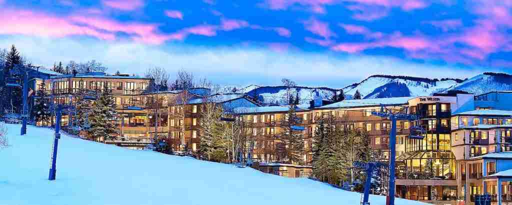 Westin Snowmass (photo courtesy of hotel)