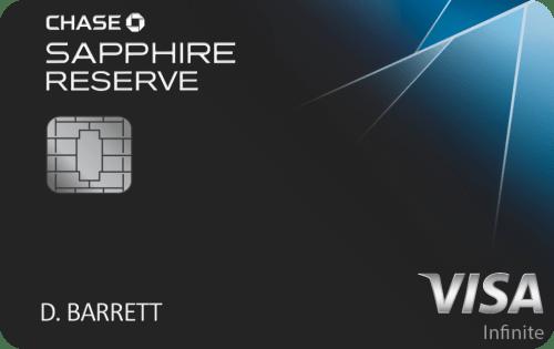 chase sapphire reserve - Best Debit Card For International Travel