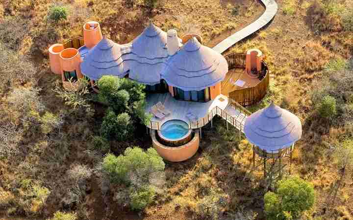 Thanda Safari in South Africa is another member. Image courtesy of Leading Hotels of the World.