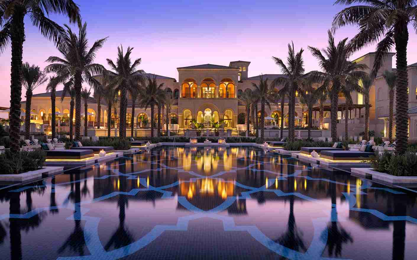 One&Only The Palm Dubai is a member of Leading Hotels of the World.