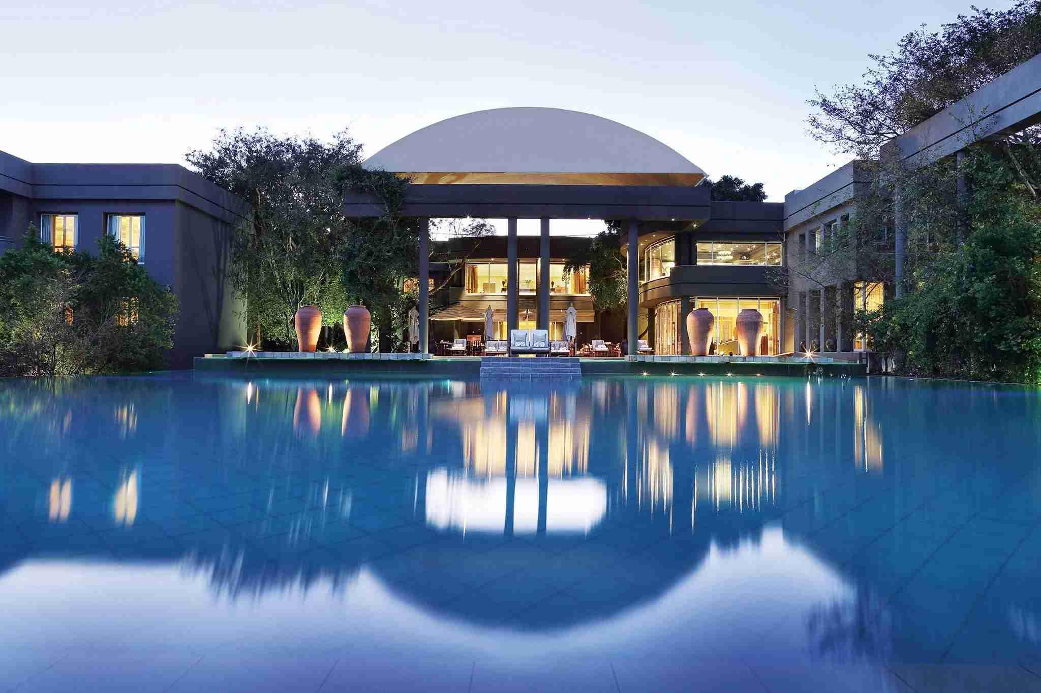 Photo courtesy of the Saxon Hotel, Villas & Spa.