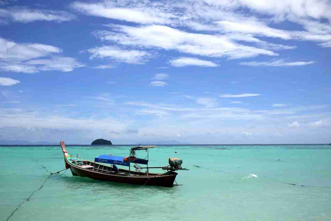 Koh Lipe, Thailand. Photo by Daniel Pietzsch/Flickr
