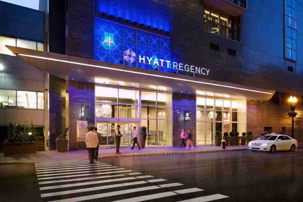 (Photo courtesy of The Hyatt Regency Boston)