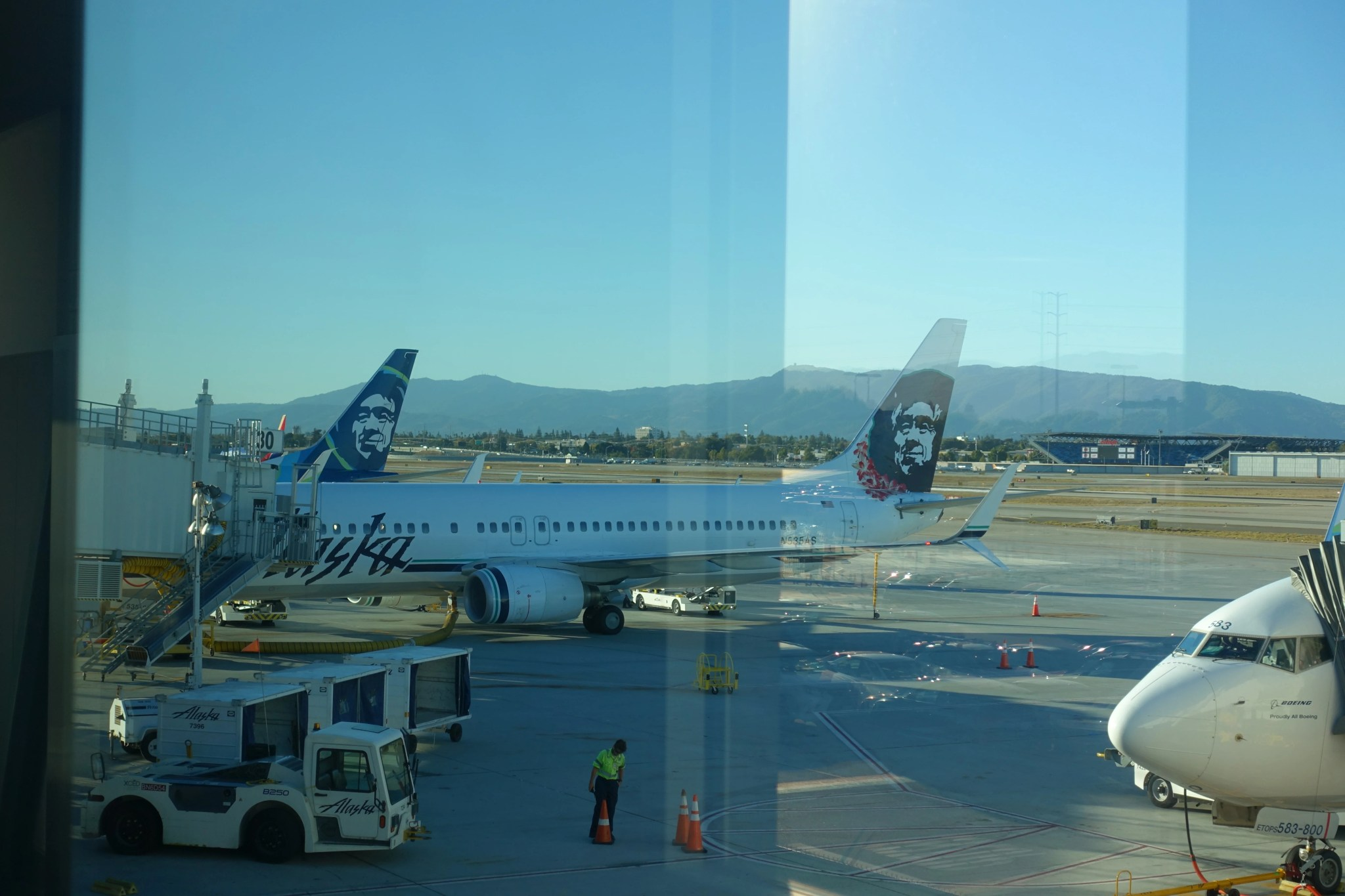 Review: Alaska (737-800) in Economy from SJC to LIH