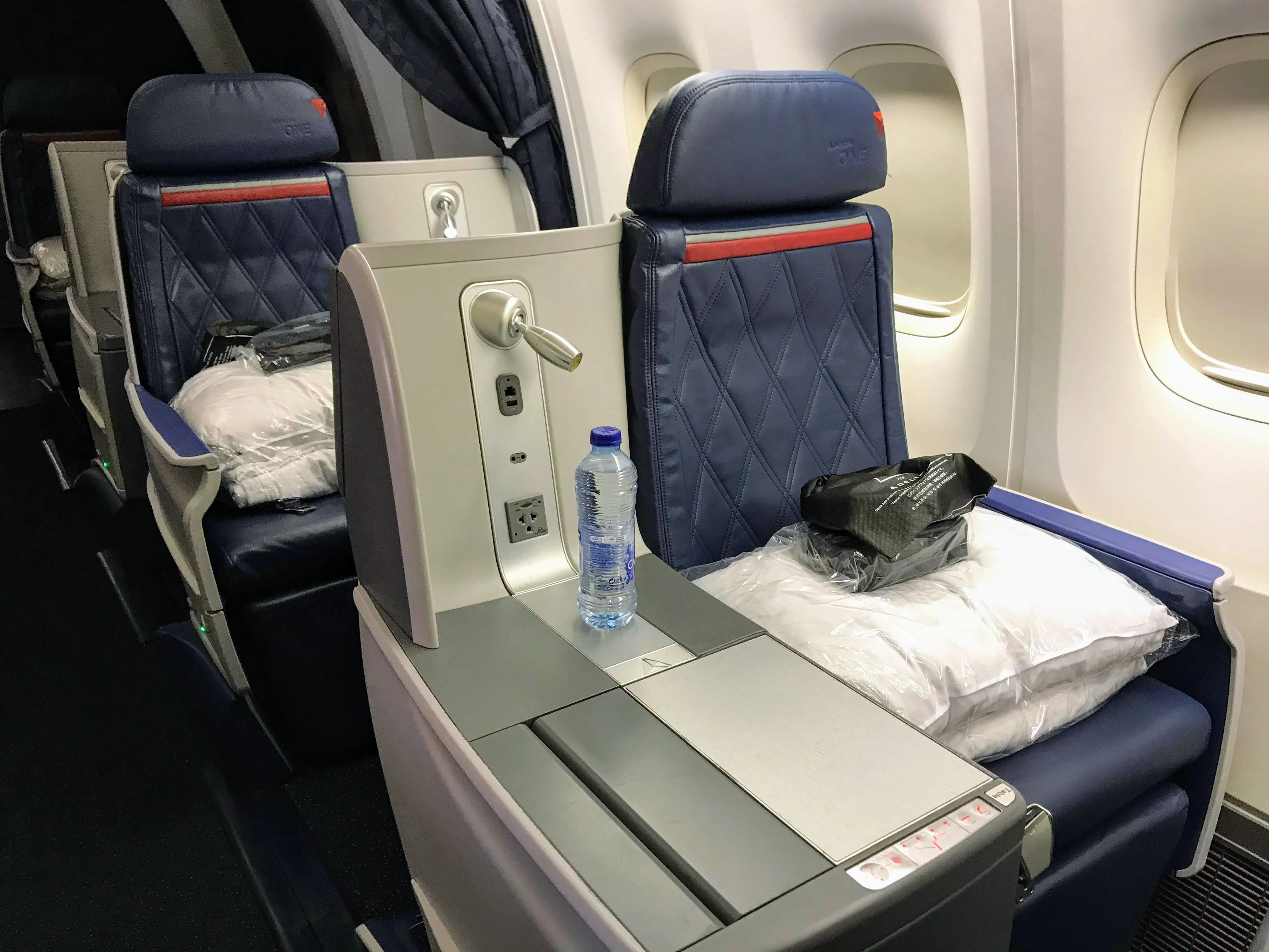 These Are Delta's Best Planes for Transatlantic Biz Cl on
