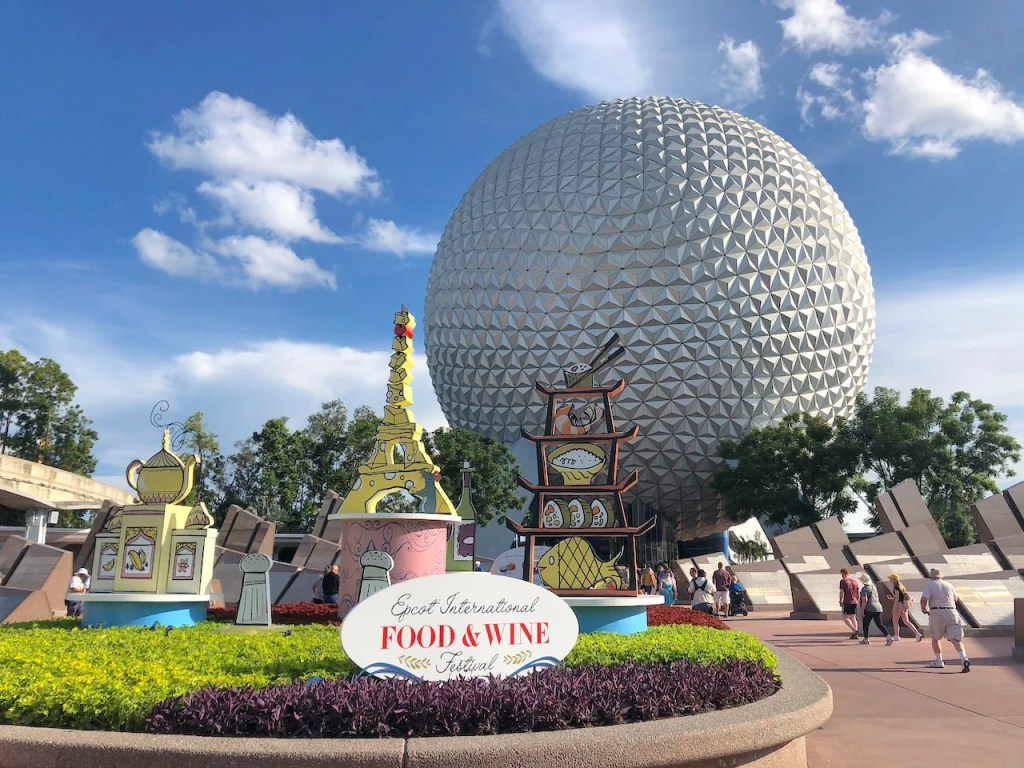 tips and tricks to save at the epcot international food wine festival
