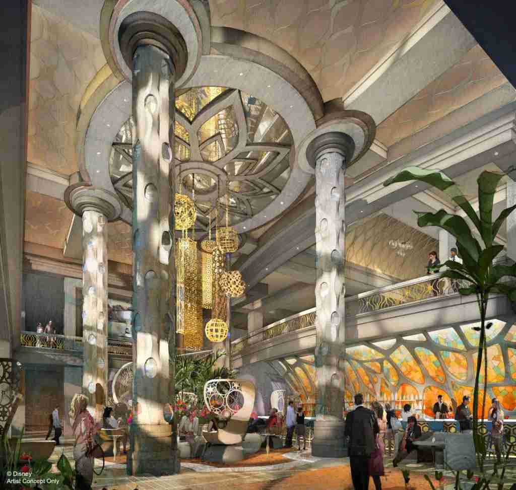 Disney's Coronado Springs renovations and additions coming in 2019 (Photo courtesy of Disney World)