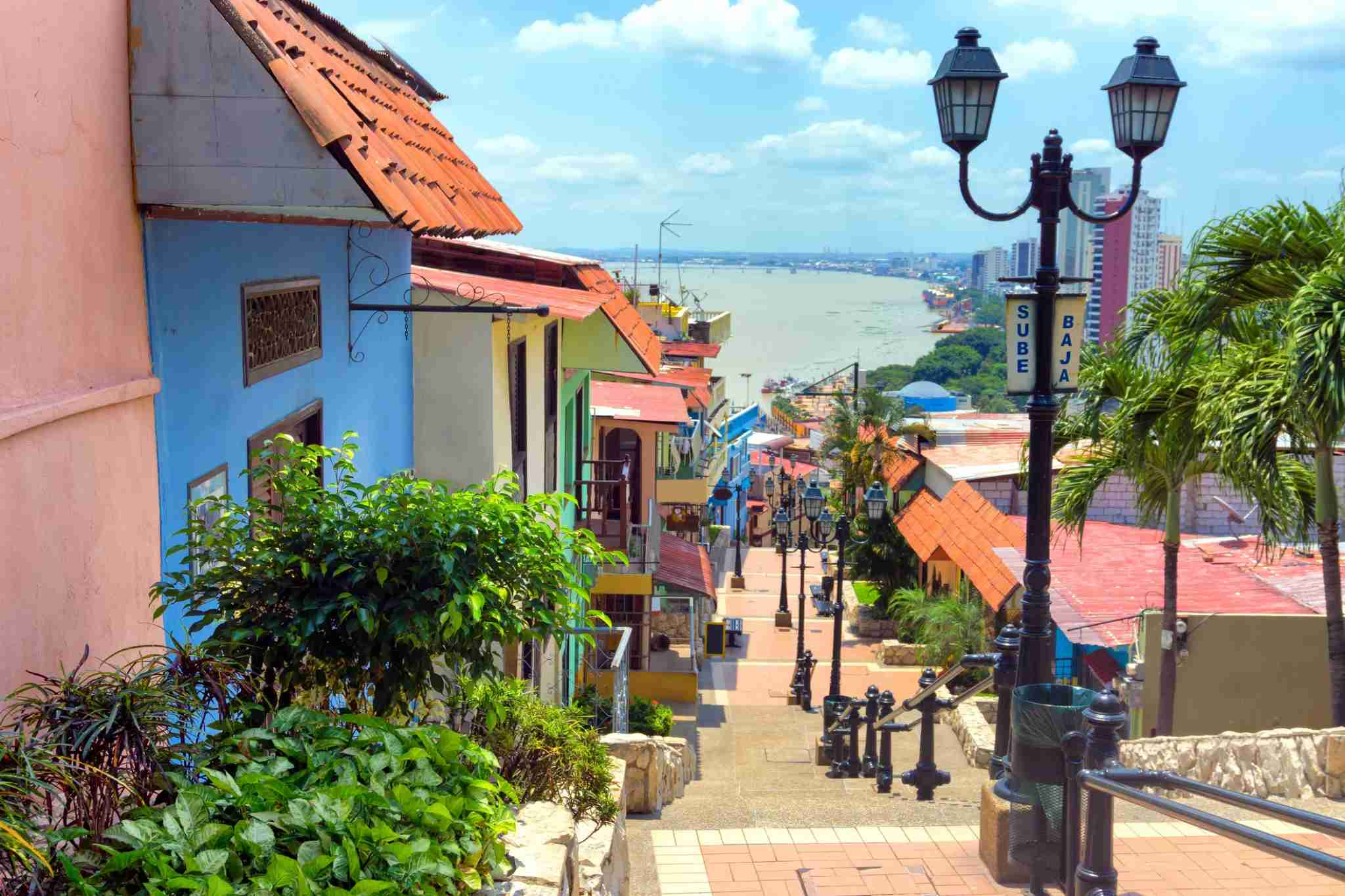 If Guayaquil, Ecuador, if on your bucket list, we